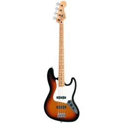 Fender Standard Jazz Bass Maple Fingerboard (Brown Sunburst)