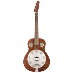Fender Brown Derby Resonator (Brown Stain Finish)