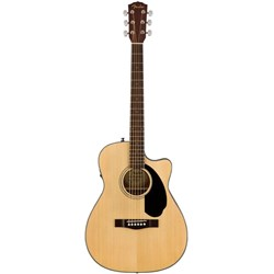Fender CC-60SCE Concert Acoustic/Electric w/ Cutaway (Natural)