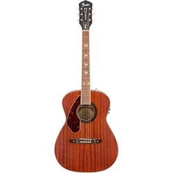 Fender Tim Armstrong Hellcat Left-Handed Acoustic Guitar w/ Walnut Fingerboard (Natural)