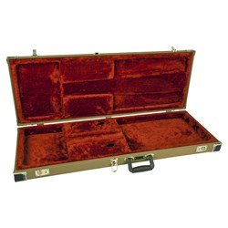 Fender Case - Strat/Tele Pro Series (Tweed)