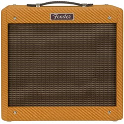 Fender Pro Junior IV All Valve Guitar Amp Combo w/ Jensen P10R - 15W (Lacquered Tweed)