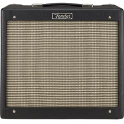 "Fender Blues Junior IV Valve Guitar Amp Combo 12"" Celestion A Type Speaker 15 Watt (Black)"