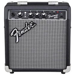 Fender Frontman 10G Electric Guitar Practice  Amp w/ Clean & Distortion Sounds (10 Watts)