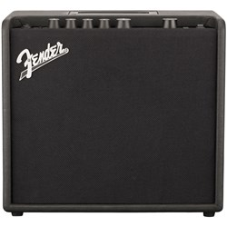 Fender Mustang LT 25 Electric Guitar Practice Amp w/ Amp Modelling & Effects (25 Watts)