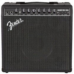 "Fender Champion 50XL Solid State Electric Guitar Amp Combo w/ FX - 1x12"" (50 Watts)"