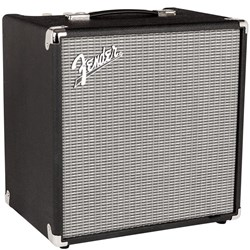 Fender Rumble 40 V3 Class-D Bass Amp Combo w/ 3 Voices & Overdrive (40 Watts)