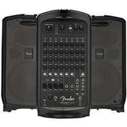 Fender Passport Venue S2 - 10 Channel Portable PA System w/ Bluetooth (600 Watts)