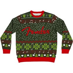 Fender 2020 Ugly Xmas - Sweater (M)