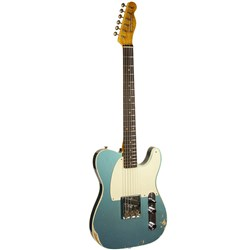 Fender Custom Shop 1959 Esquire - Relic (Super Faded Aged Lake Placid Blue)