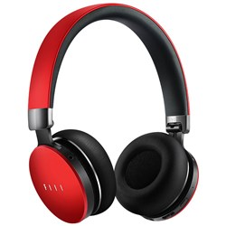 FIIL Canviis Pro Panoramic Intelligent Wireless Headphone w/ Noise Cancellation (Red)
