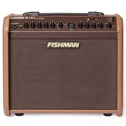 Fishman Loudbox Mini Charge Battery Powered Acoustic Amp w/ Reverb & Chorus