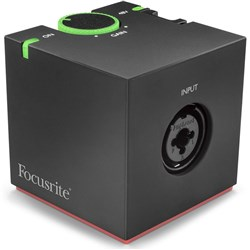 Focusrite iTrack One Pre iOS Mic/Guitar Interface