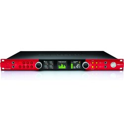 Focusrite Red 8Pre 64-In/64-Out Thunderbolt 2 & Pro Tools HD Audio Interface