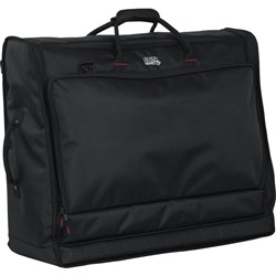 "Gator GMIXERBAG2621 Padded Nylon Carry Bag for Large Mixers (26"" x 21"" x 8.5"")"