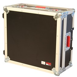 Gator G-Tour 19x21 Road Case for Mixers w/ Wheels