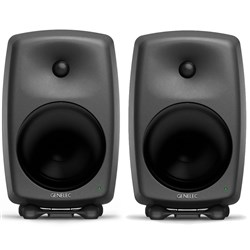 "Genelec Classic Series 8050B 8"" Two-Way Active Studio Monitor (Pair)"