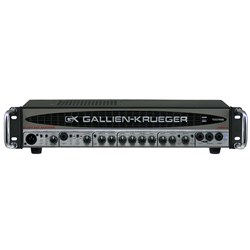 Gallien Krueger 1001RB 700/50 Watt Bi Amp Bass Head