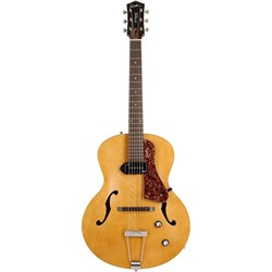 Godin 5th Avenue Kingpin Archtop Semi Acoustic Guitar w/ P90 Neck Pickup (Natural)