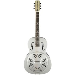 Gretsch G9221 Bobtail Round-Neck Steel Body Resonator Guitar
