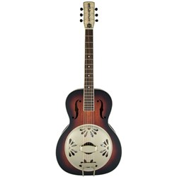 Gretsch G9240 Alligator Round-Neck Resonator Guitar (2-Color Sunburst)