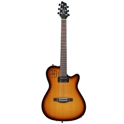 Godin A6 Ultra Acoustic Electric (Cognac Burst High-Gloss) w/ Bag