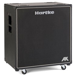 Hartke AK115 1x15 400 watt Bass Extension Cab with Paper-Cone (Ex-Demo)