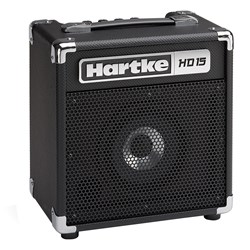 "Hartke HD15 15 Watt 6.5"" Bass Combo"