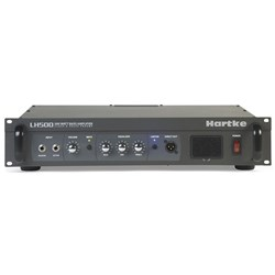 Hartke LH500 Bass Amp 500 Watt Bass Amplifier