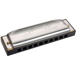 Hohner 560 Special 20 Harmonica In Key Db (D Flat)