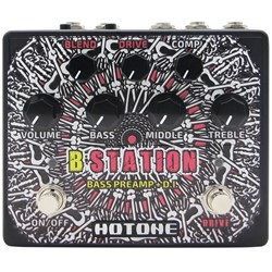 Hotone B Station Bass Preamp & DI