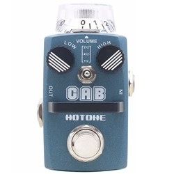 Hotone Cab Analogue Cabinet Simulator Pedal