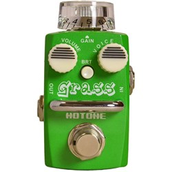 Hotone Grass Overdrive Stompbox
