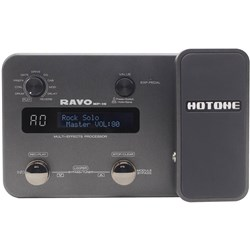 Hotone Ravo Multi-Effects Pedal & USB Audio Interface