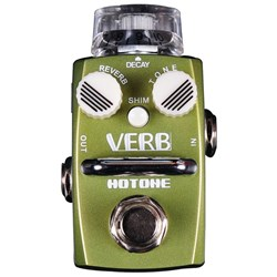 Hotone Verb Digital Reverb Pedal
