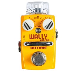 Hotone Wally Mini Loop Station Looper Pedal