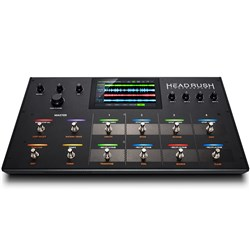 "HeadRush FX Looperboard Looper w/ 9 Hours Recording Time & 7"" Touch Display"