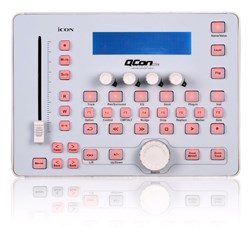 ICON Qcon Lite Compact DAW Controller with Mackie Control