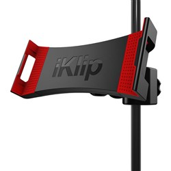IK Multimedia iKlip 3 Universal Mic Stand Support for iPad & Tablets
