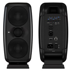 IK Multimedia iLoud MTM High-Resolution Compact Studio Monitors (Pair) - Black
