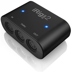 IK Multimedia iRig MIDI 2 Universal MIDI Interface
