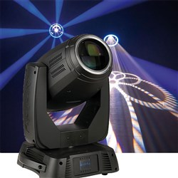 Infinity iB16R Pro Moving Head 16R Beam inc Osram Lamp