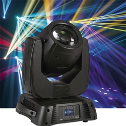 Infinity iB5R Pro Moving Head 5R Beam inc Osram Lamp