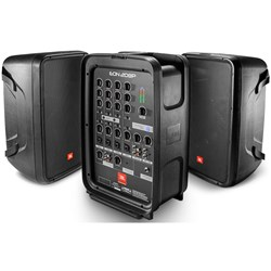 "JBL EON208P Portable 8"" Two Way PA System w/ Blutooth"