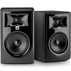 "JBL LSR308P MKII 8"" Powered Studio Monitors (Pair)"