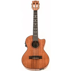 Kala KA-SAB-T-CE Ltd Ed All Solid Australian Blackwood Tenor Ukulele w/ Cutaway & EQ