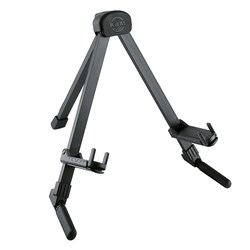 K&M 17550 Guitar Stand Memphis Travel - fits in pocket of most gig bags
