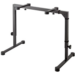 Konig & Meyer 18810 Omega Table-Style Keyboard Stand (Black)