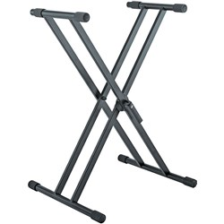 Konig Meyer 18990 Single Tier Keyboard Stand (Black)