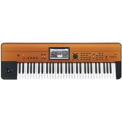 Korg Krome EX 61-Key Synthesizer Music Workstation (Limited Editon Copper)